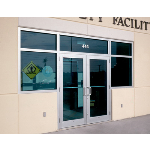 Kawneer Company, Inc. - 350/500 IR Entrances - Blast Mitigating Products - Market Solutions