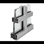 Kawneer Company, Inc. - IR 501T/501UT Framing - Fixed - Storefront Framing