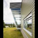 Kawneer Company, Inc. - 512 Ventrow Thermal Ventilator - Horizontal Ribbon - Windows