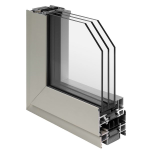 Kawneer Company, Inc. - OptiQ™ AA™4325 Series Windows