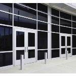 Kawneer Company, Inc. - 350/500 Tuffline™ Entrances