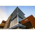 Kawneer Company, Inc. - Versoleil™ SunShade - Outrigger System - for Curtain Wall
