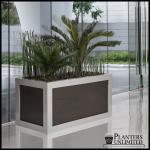 Planters Unlimited - Jaxson Fiberglass Rectangular Planters