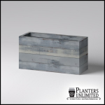 Planters Unlimited - Portland Rectangle Planters