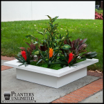 Planters Unlimited - Ventura Rectangle Planters
