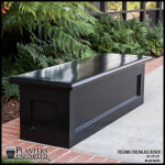 Planters Unlimited - Tuscana Fiberglass Benches