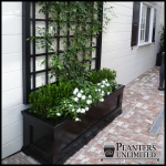 Planters Unlimited - Composite Planters - Contemporary and Modern Outdoor Planters