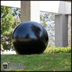 Planters Unlimited - Large Fiberglass Spheres For Sale