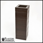 Planters Unlimited - Madera Square Commercial Planters
