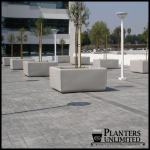 Planters Unlimited - Naples Square Planters