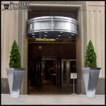 Planters Unlimited - Neo Polished Aluminum Square