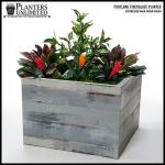 Planters Unlimited - Portland Square Planters