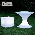 Planters Unlimited - Livio Illuminated Tables