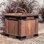 Planters Unlimited - Rustic Barnwood-Style Planters