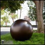 Planters Unlimited - Large Fiberglass Spheres