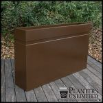 Planters Unlimited - Arroyo Rectangular Fiberglass Planters