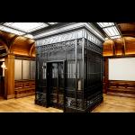 Symmetry Elevating Solutions - LU/LA Elevator - Elevation