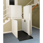 Symmetry Elevating Solutions - Vertical Platform Lift - Residential Lift