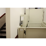 Symmetry Elevating Solutions - Shaftway Wheelchair Lift (SL)