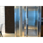 Symmetry Elevating Solutions - Winding Drum Drive Residential Elevator