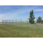 Wallace Perimeter Security - Pallas Light Welded Mesh Fencing