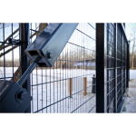 Wallace Perimeter Security - Pallas Welded Mesh Fencing