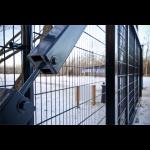Wallace Perimeter Security - Pallas Welded Mesh Fencing