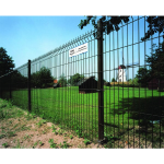 Wallace Perimeter Security - Triton Welded Mesh Fencing
