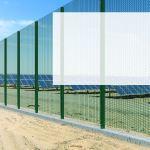 Wallace Perimeter Security - Rampart 354 - Security Fencing