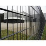 Wallace Perimeter Security - Rampart 280 - Double Welded Wire Fencing