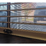 Alumatec Pacific Products - Perforated Roll Up Shutter (PFR)