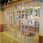 Alumatec Pacific Products - Open Pattern Side Folding Door