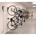 Bike Solutions by Vermont Manufacturing Services, Inc - Mini Mum Vertical Bike Hanger With Cable