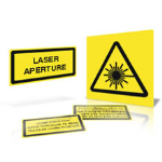 RT Technologies Inc - Laser Warning Labels