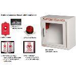Strike First Corp. Of America - DC Steel Defibrillator Cabinet
