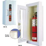 Strike First Corp. Of America - EL-Elite/Safeguard Architectural Fire Extinguisher Cabinets