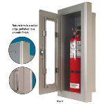 Strike First Corp. Of America - TN-Titan Series Aluminum Fire Extinguisher Cabinets