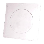 Williams Brothers Corporation of America - WB GY 3200 Round Series Glass-Fiber-Reinforced Gypsum (GFRG) Drop-in Ceiling Access Panel
