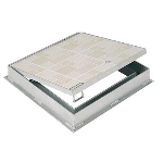 Williams Brothers Corporation of America - WB R-TPS 8400 Series Recessed Floor Hatch (Concrete/Tile)