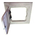 The Williams Brothers Corporation of America - WB GY 3100 Series Lightweight Gypsum Hinged Ceiling Access Panel