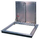 The Williams Brothers Corporation of America - WB Type K & KD Aluminum Floor Hatches