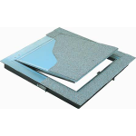 The Williams Brothers Corporation of America - WB Type T & TD Recessed Aluminum Floor Hatch (Carpet/Composition)