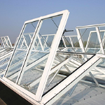 Bilco Company - Firelight Glazed Natural Ventilator