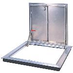 Bilco Company - Floor / Vault / Sidewalk Doors - Non-Drainage Doors - H20 Load
