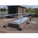 Kee Safety - Kee Dome Skylight Guardrail System