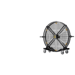 Big Ass Solutions - Black Jack® Mobile Vertical Floor Fan