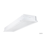 Big Ass Solutions - BAS GA Series High Efficiency LED Troffer