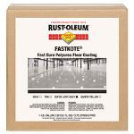 Rust-Oleum Corporation - FastKote® Polyurea Floor Coating