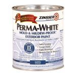 Rust-Oleum Corporation - Zinsser® PERMA-WHITE® Mold & Mildew-Proof™* Exterior Paint