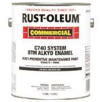 Rust-Oleum Corporation - C740 System 400 VOC DTM Alkyd Enamel